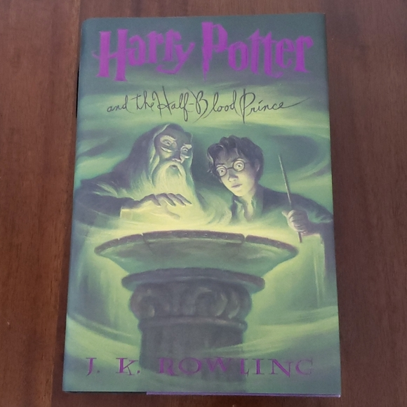 Harry Potter book 1st American Edition